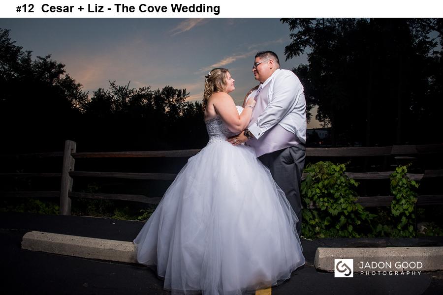 #12 Cesar + Liz The Cove Wedding