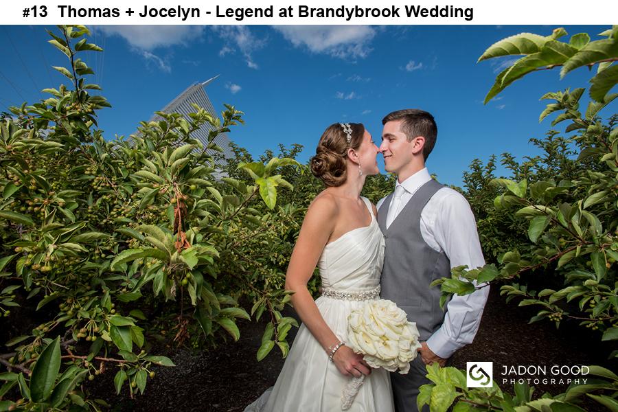 #13 Thomas + Jocelyn Legend at Brandybrook Wedding