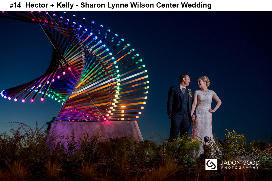 #14 Hector + Kelly Sharon Lynne Wilson Center Wedding
