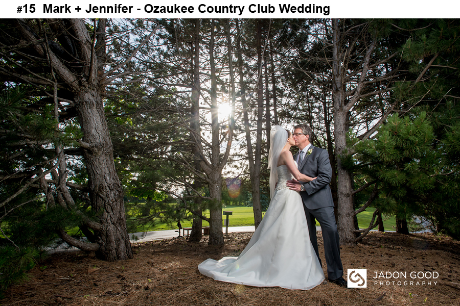 #15 Mark + Jennifer Ozaukee Country Club Wedding